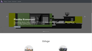 Igor Stojcic - Web design development